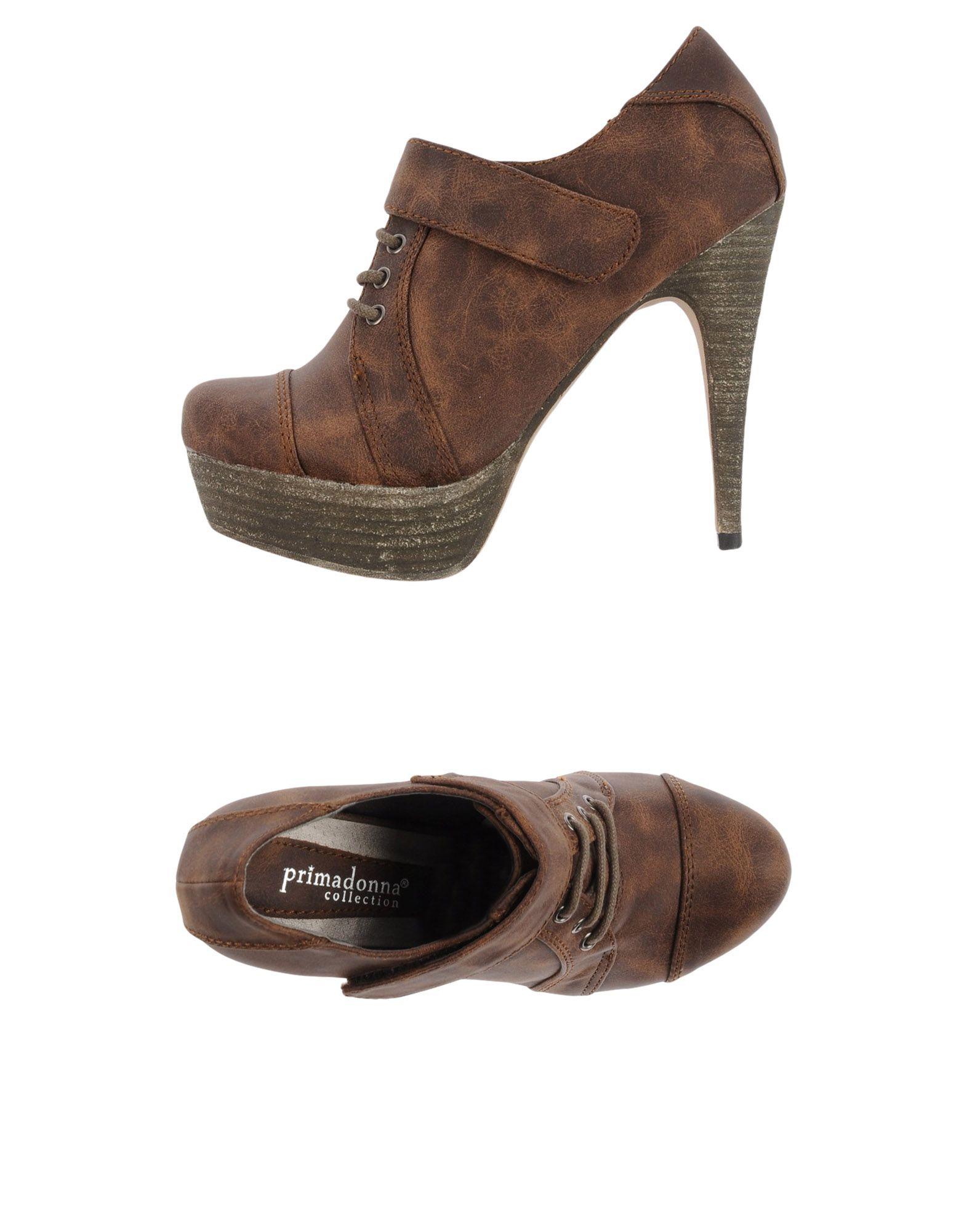 PRIMADONNA Обувь на шнурках primadonna обувь на шнурках