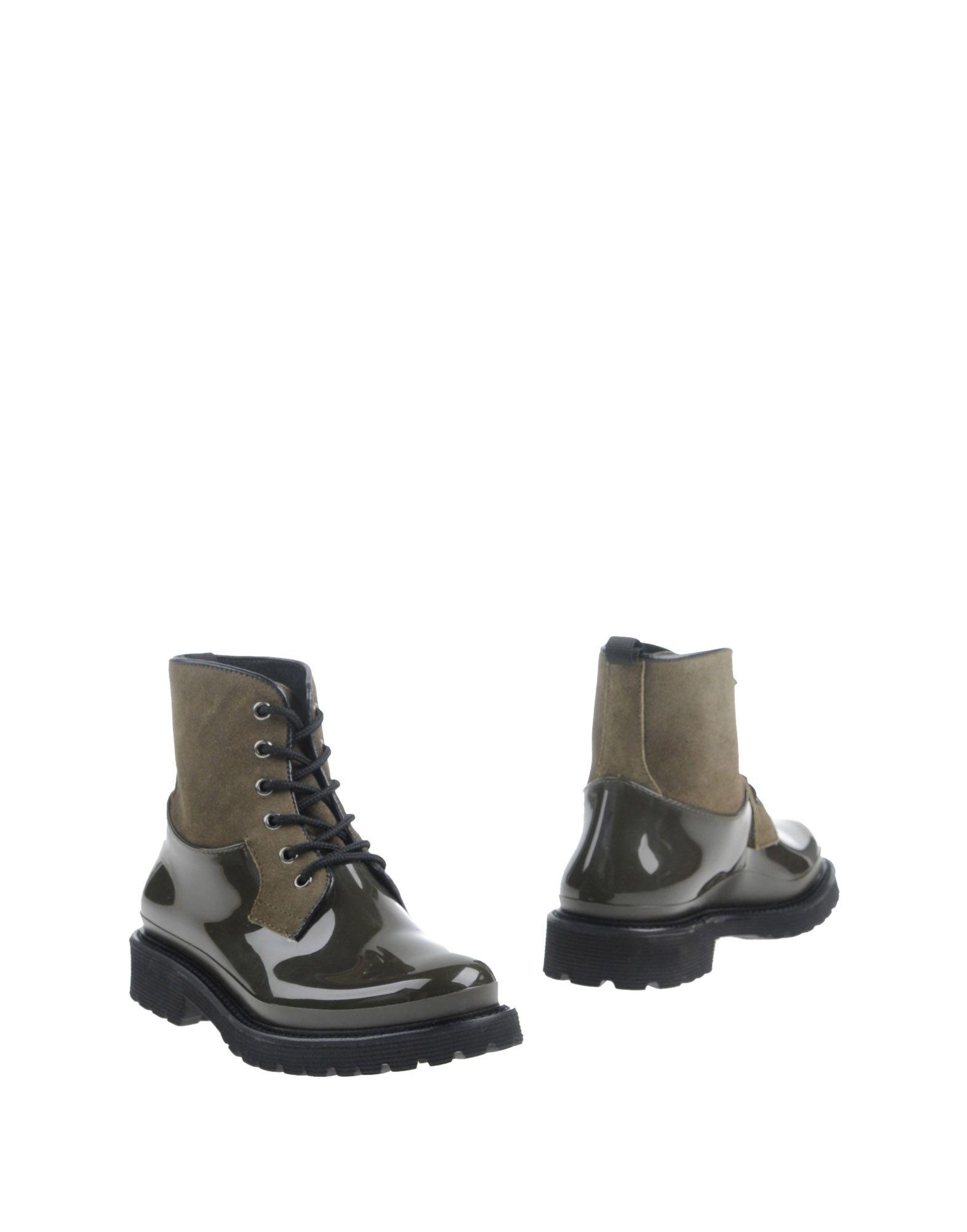 MÈNGHI Полусапоги и высокие ботинки цены онлайн