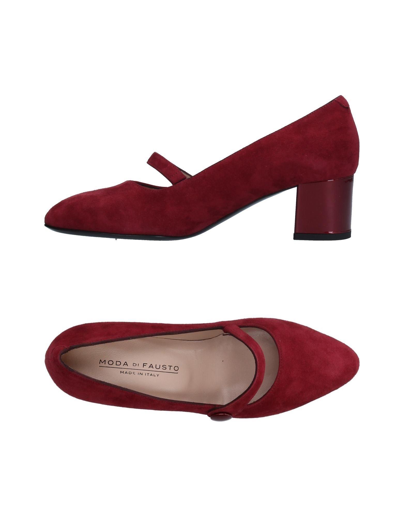 MODA DI FAUSTO Туфли цены онлайн