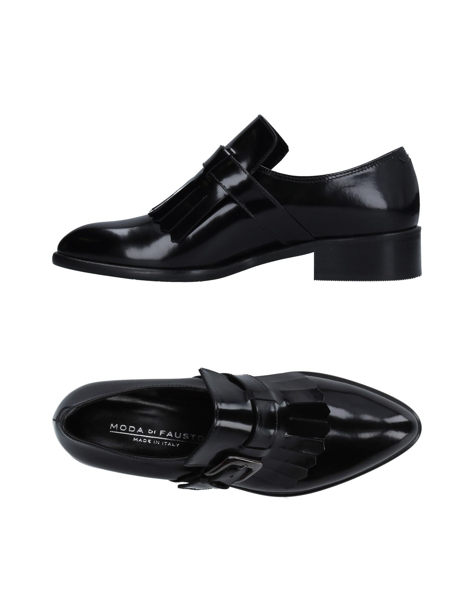 MODA DI FAUSTO Мокасины moda di fausto туфли
