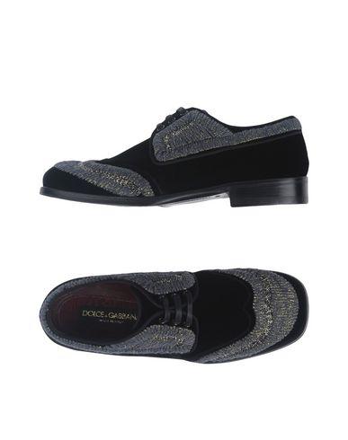 Обувь на шнурках DOLCE & GABBANA 11232683AV
