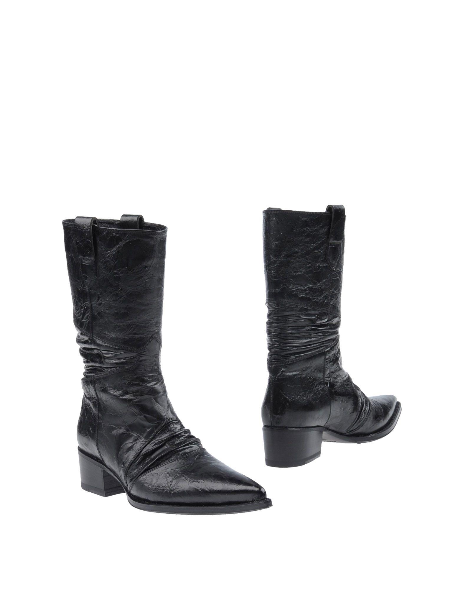 цены на GIANNI BARBATO Полусапоги и высокие ботинки в интернет-магазинах