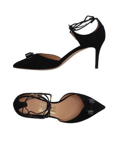 Фото - Женские туфли  черного цвета