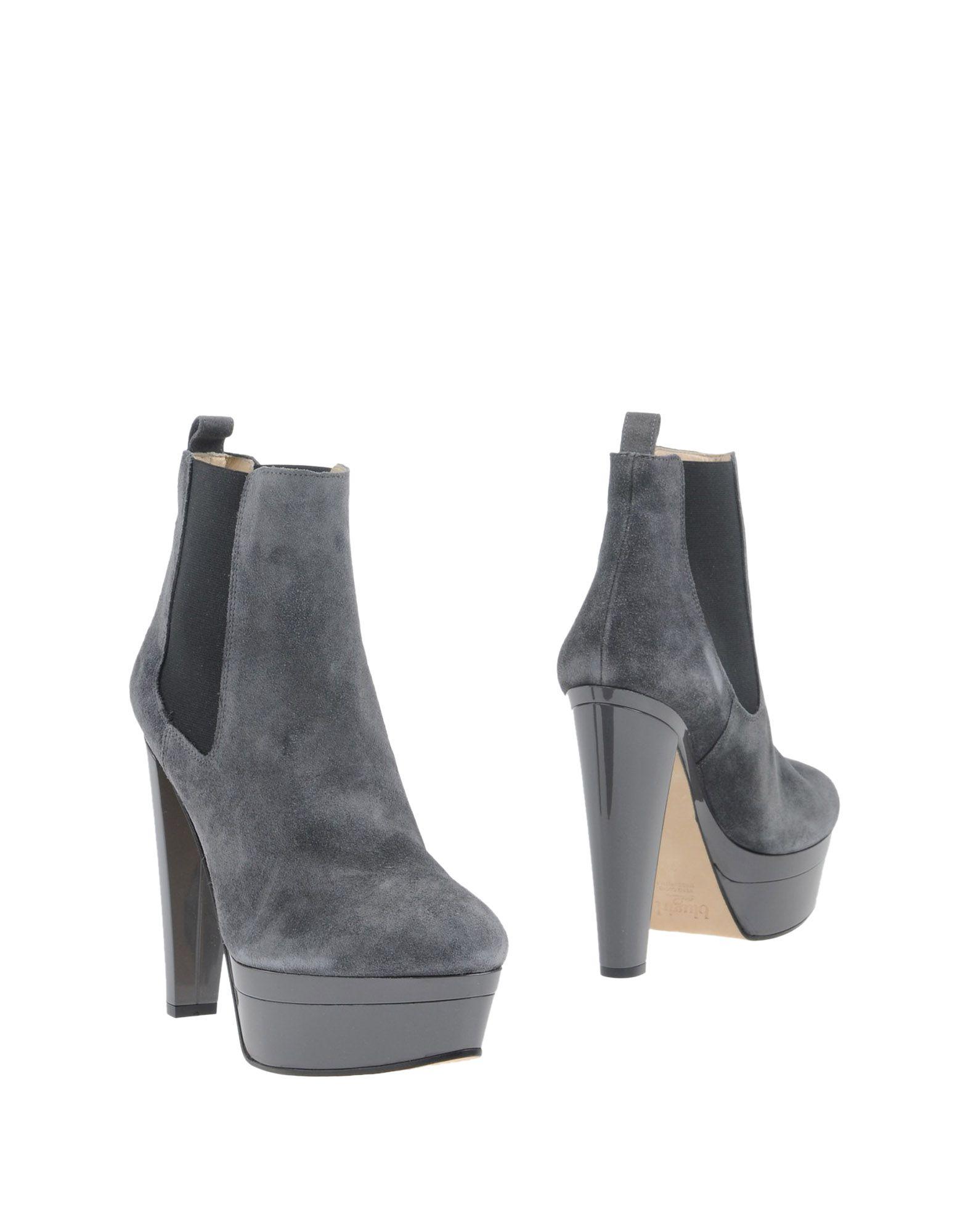 BLUGIRL BLUMARINE Полусапоги и высокие ботинки цены онлайн