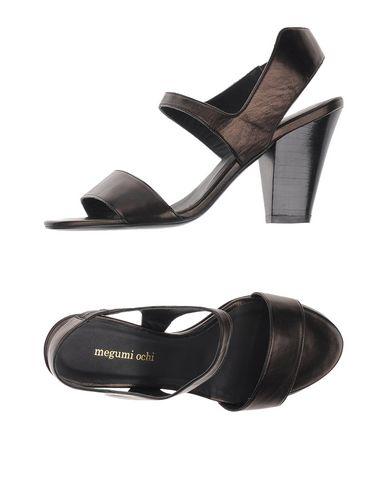 Фото - Женские сандали  цвет стальной серый