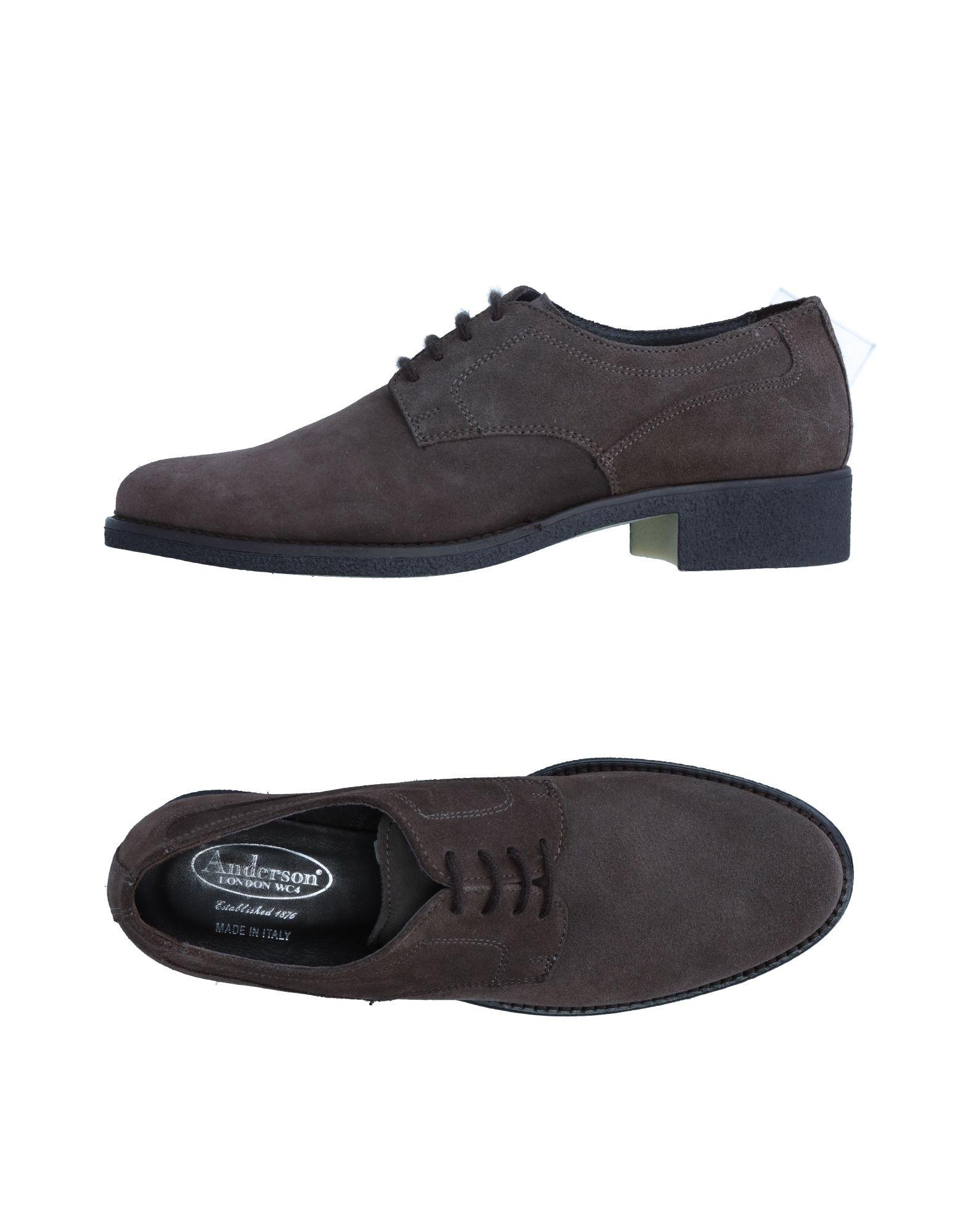 Фото ANDERSON Обувь на шнурках. Купить с доставкой