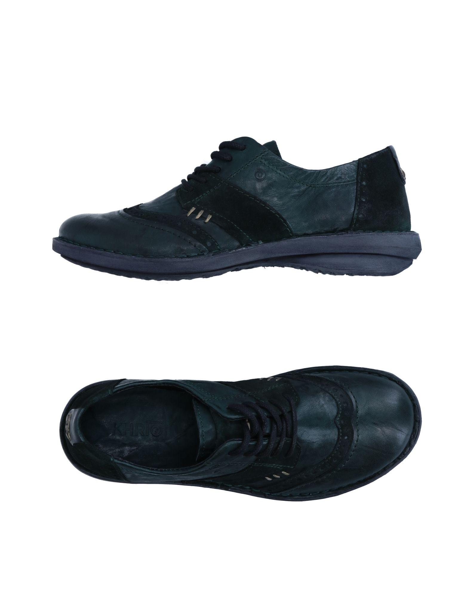 KHRIO' Обувь на шнурках цены онлайн