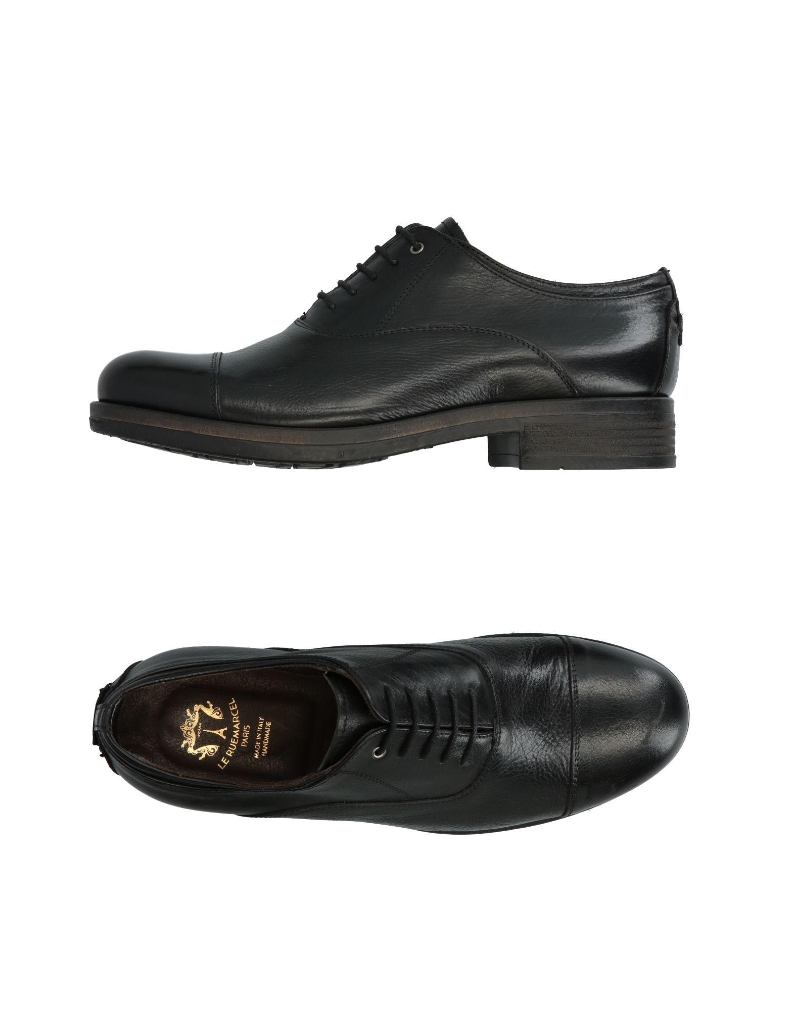 LE RUEMARCEL Обувь на шнурках louis gerardier le bottier обувь на шнурках