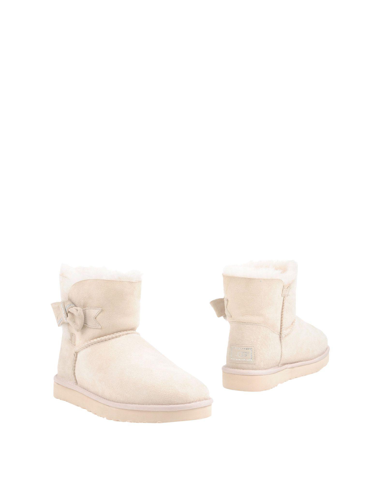 UGG AUSTRALIA Полусапоги и высокие ботинки ugg australia 3236 blk