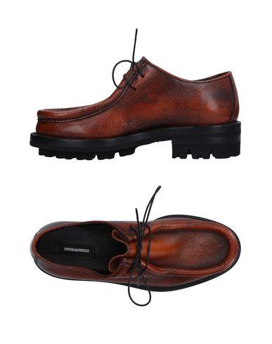 Обувь на шнурках DSQUARED2 11234418IF
