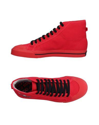 RAF SIMONS x ADIDAS Высокие кеды и кроссовки кроссовки adidas raf simons bounce b24079