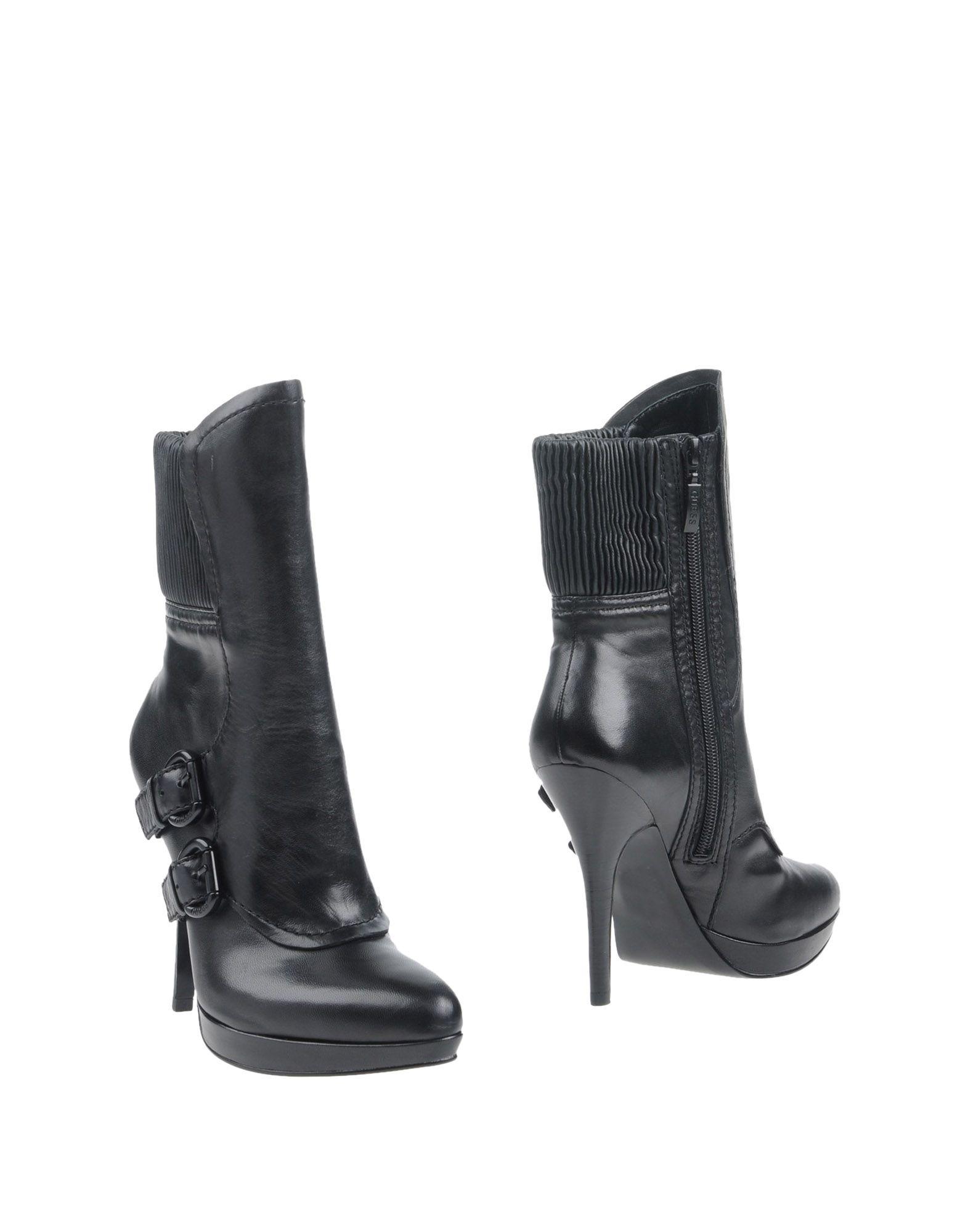 GUESS Полусапоги и высокие ботинки ботинки guess guess gu460awbtys2