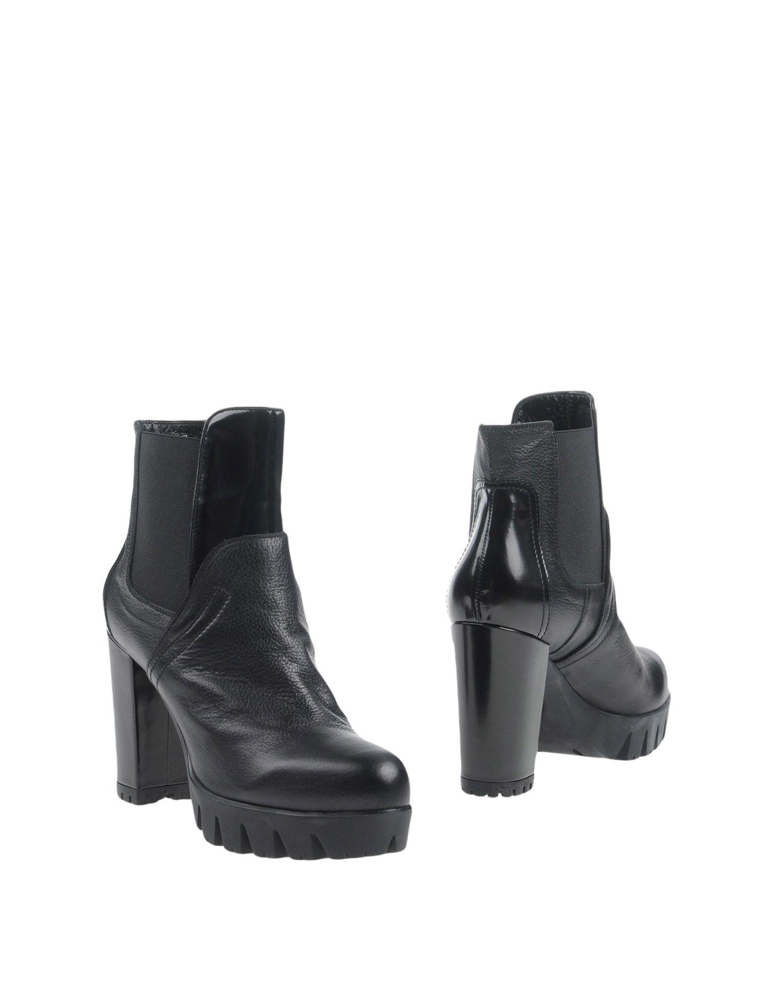 GUIDO SGARIGLIA Полусапоги и высокие ботинки guido sgariglia низкие кеды и кроссовки