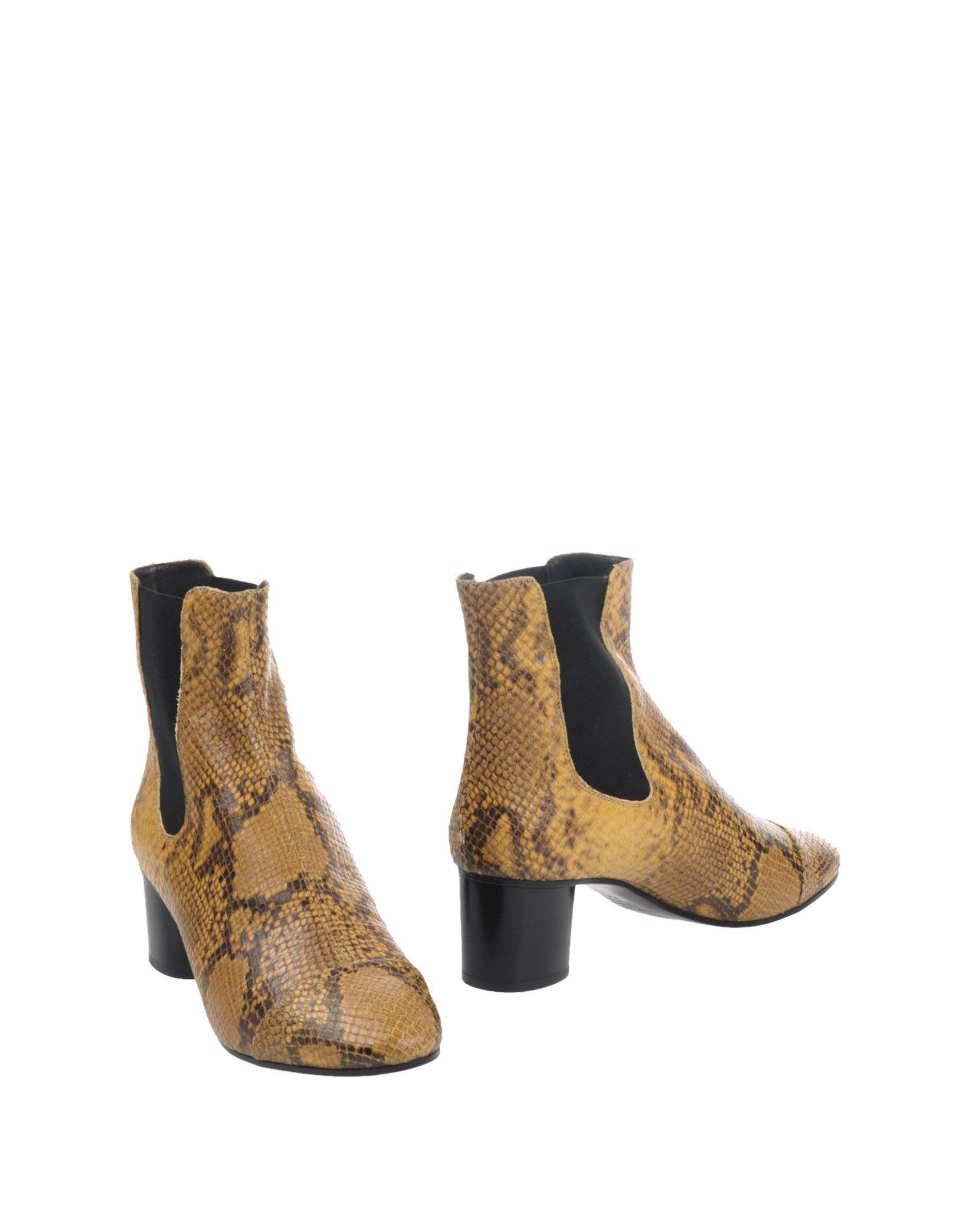 ФОТО isabel marant полусапоги и высокие ботинки