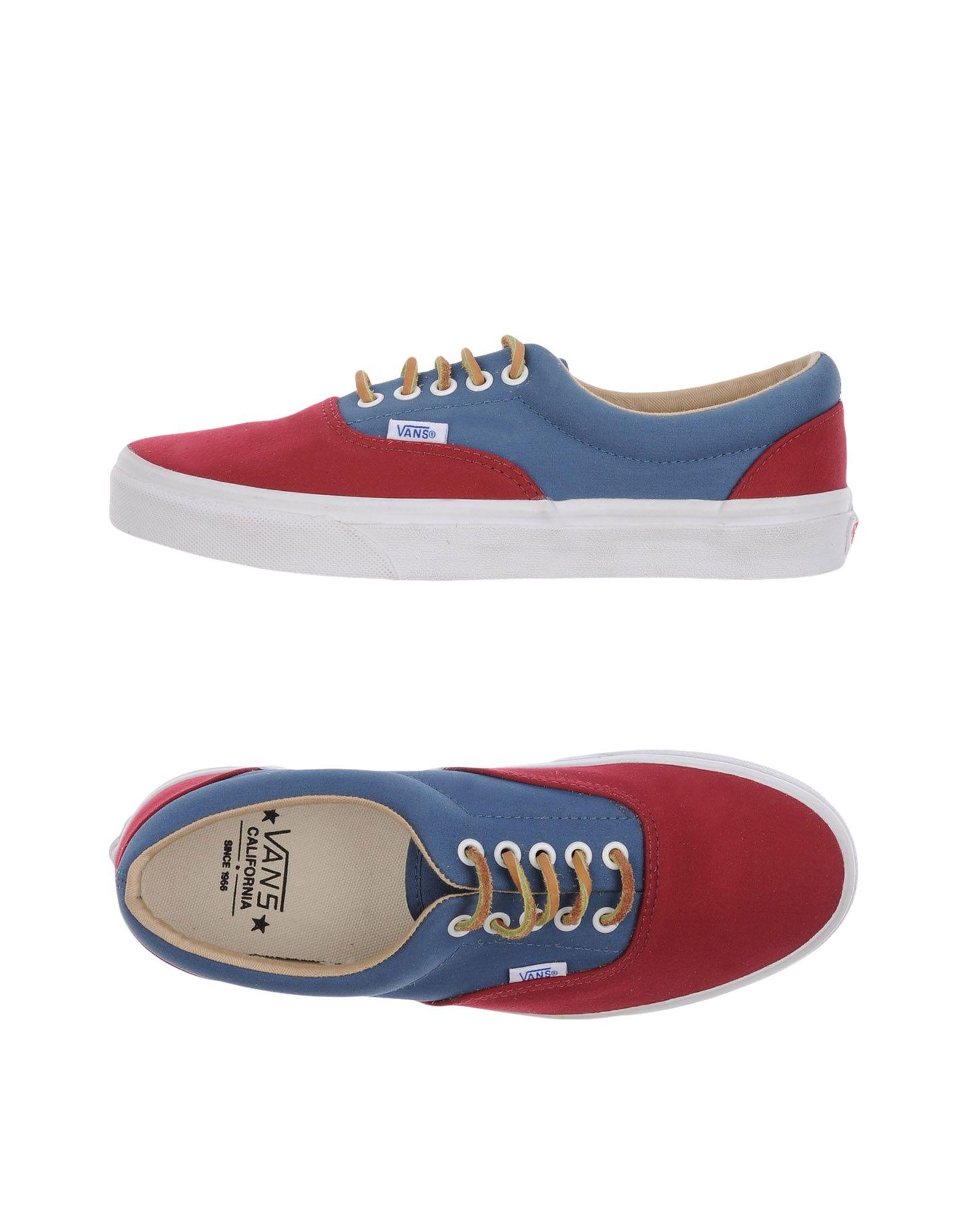 VANS CALIFORNIA Низкие кеды и кроссовки vans california низкие кеды и кроссовки