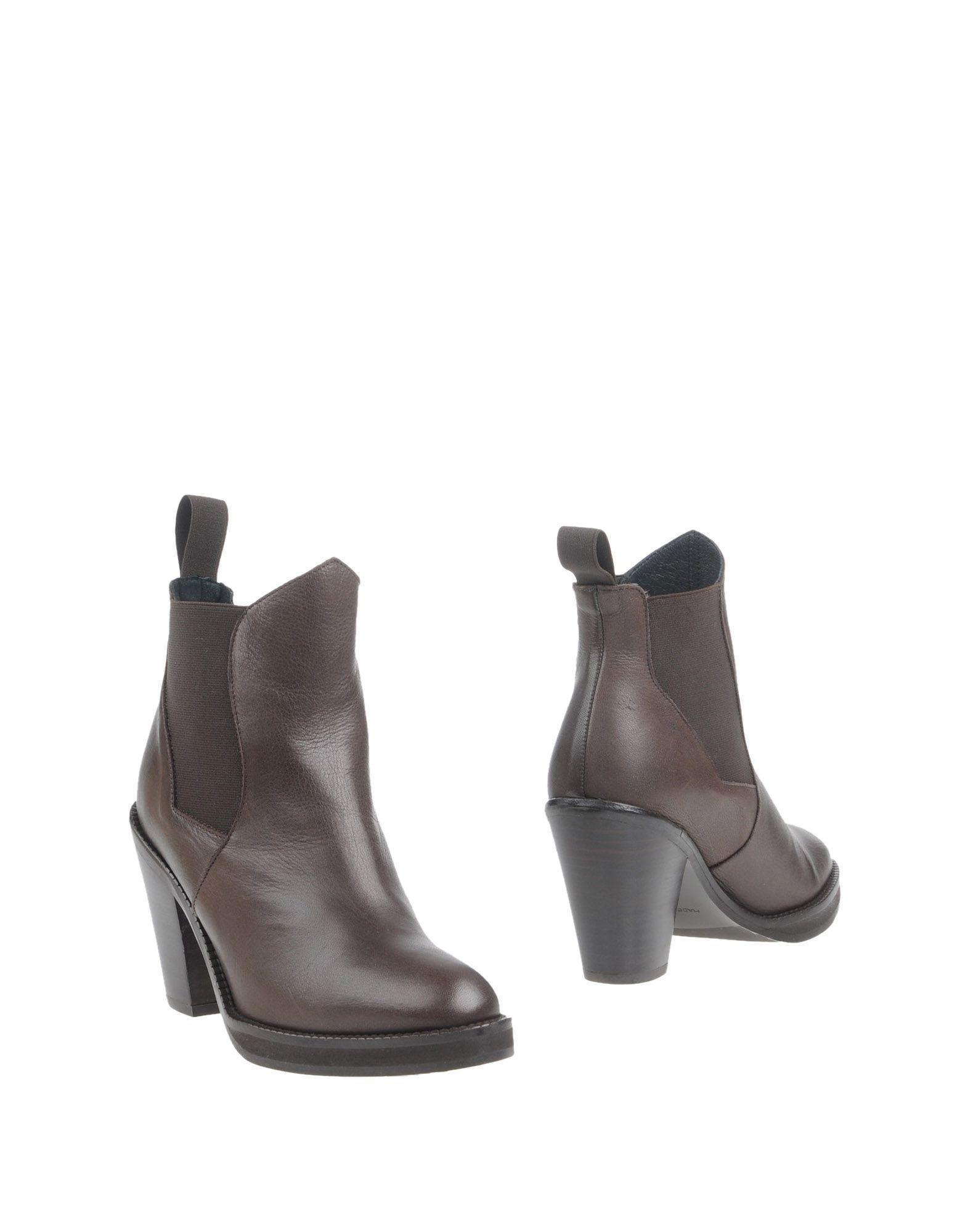 Фото EQÜITARE Полусапоги и высокие ботинки. Купить с доставкой