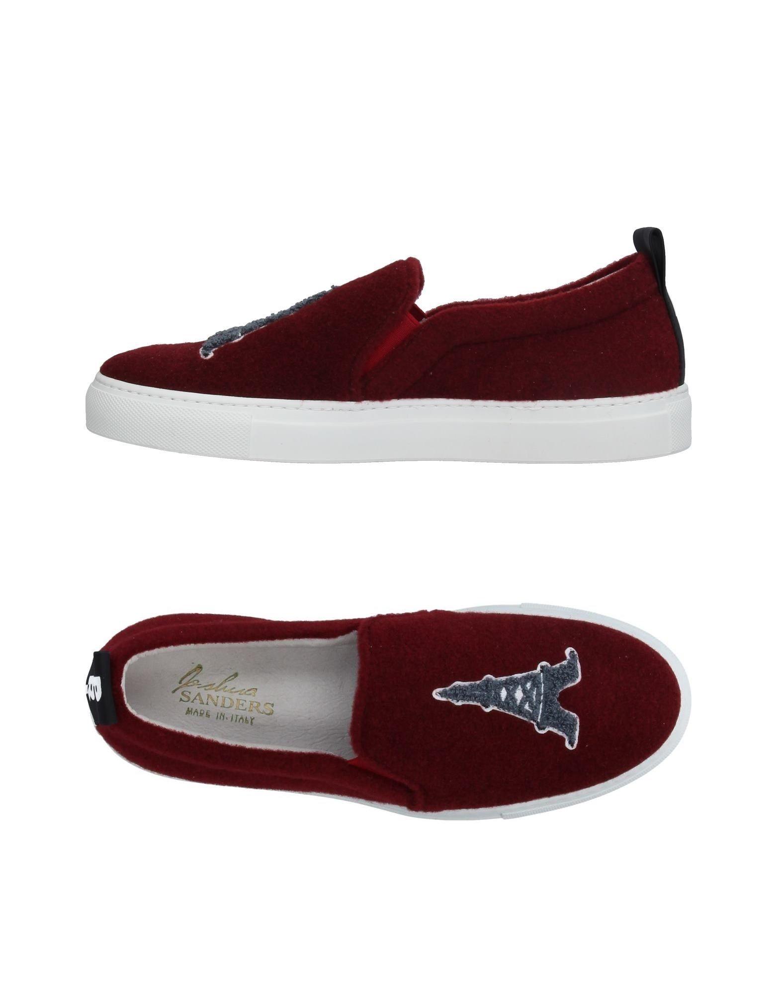 JOSHUA SANDERS Низкие кеды и кроссовки joshua sanders кожаные ботинки