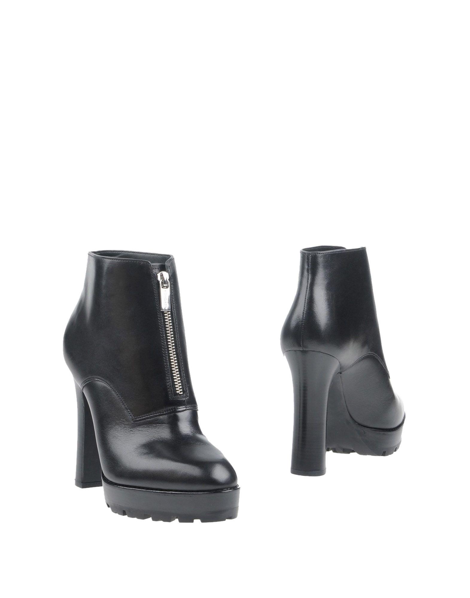 MICHAEL KORS Damen Stiefelette Farbe Schwarz Größe 12