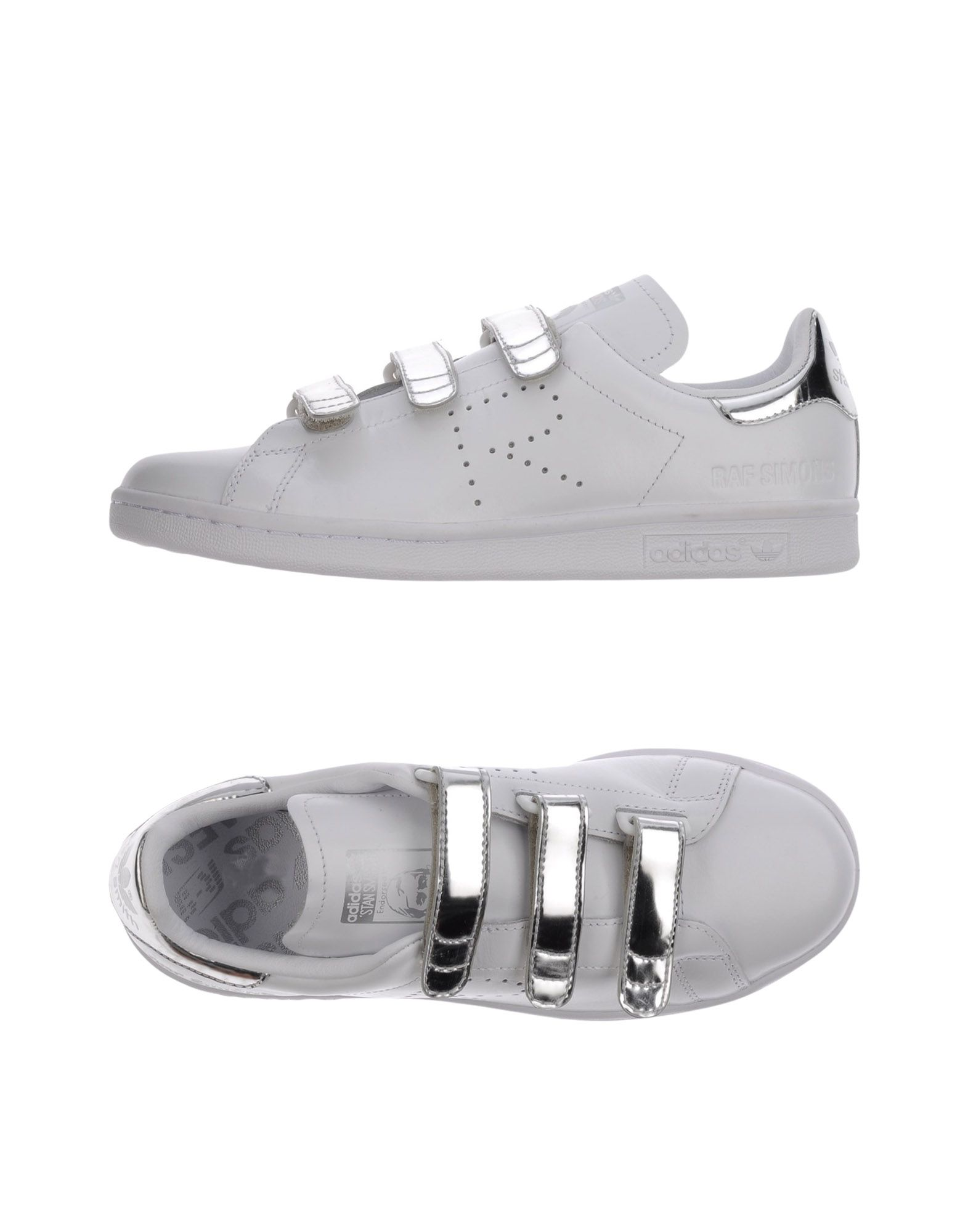 ADIDAS by RAF SIMONS Низкие кеды и кроссовки raf simons x adidas сандалии