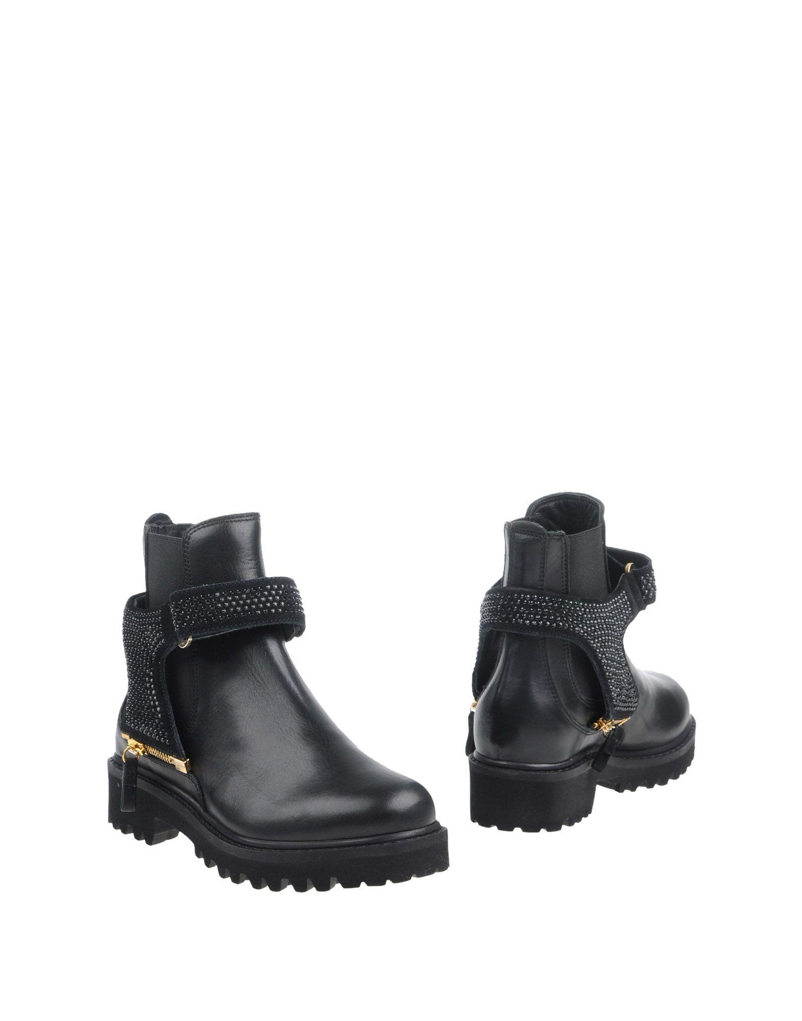 D-S!DE Полусапоги и высокие ботинки tod s полусапоги и высокие ботинки
