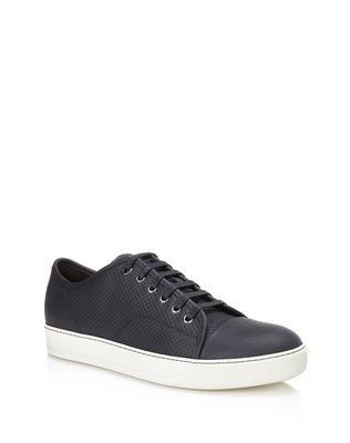 LANVIN Sneakers U DBB1 SUEDE CALFSKIN SNEAKERS F