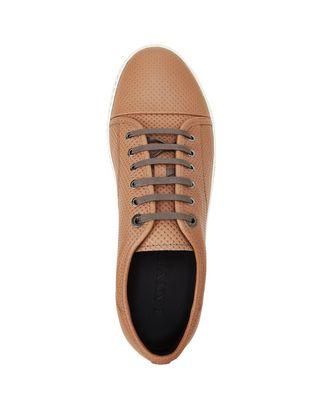 LANVIN DBB1 SUEDE CALFSKIN SNEAKERS Sneakers U r