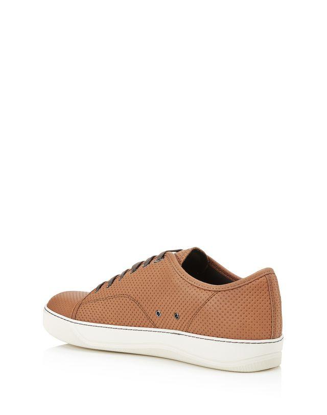 LANVIN DBB1 SUEDE CALFSKIN SNEAKERS Sneakers U d