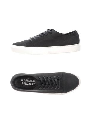 Schipkau Angebote GARMENT PROJECT Herren Low Sneakers & Tennisschuhe Farbe Schwarz Größe 5