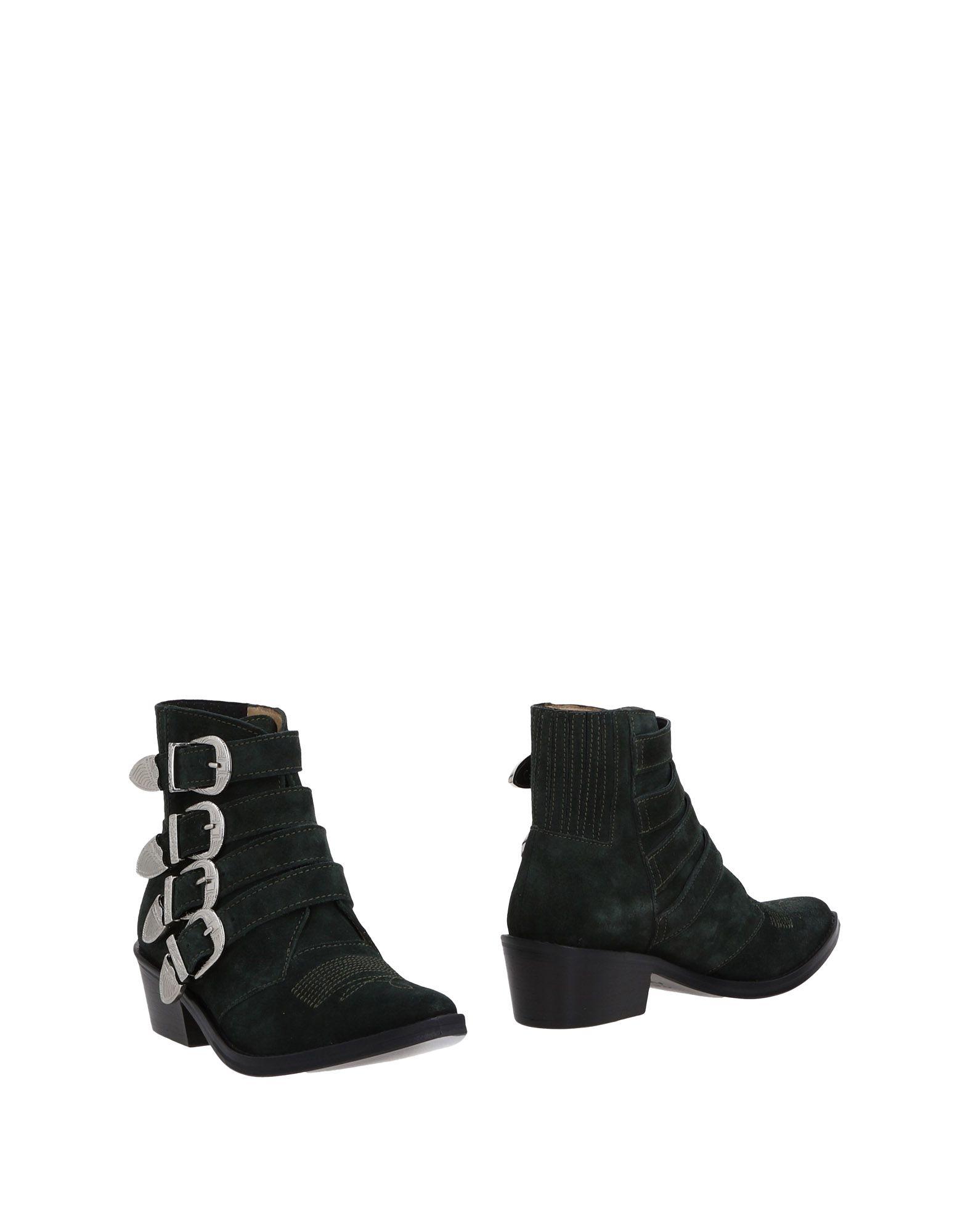 TOGA PULLA Полусапоги и высокие ботинки toga pulla низкие кеды и кроссовки