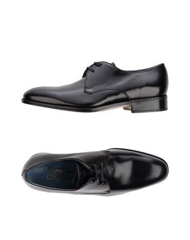 Обувь на шнурках SALVATORE FERRAGAMO 11236965BK