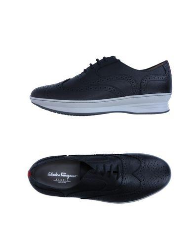 Обувь на шнурках SALVATORE FERRAGAMO 11237113DL