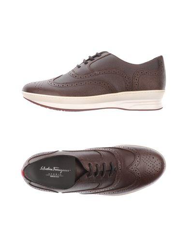 Обувь на шнурках SALVATORE FERRAGAMO 11237113ME
