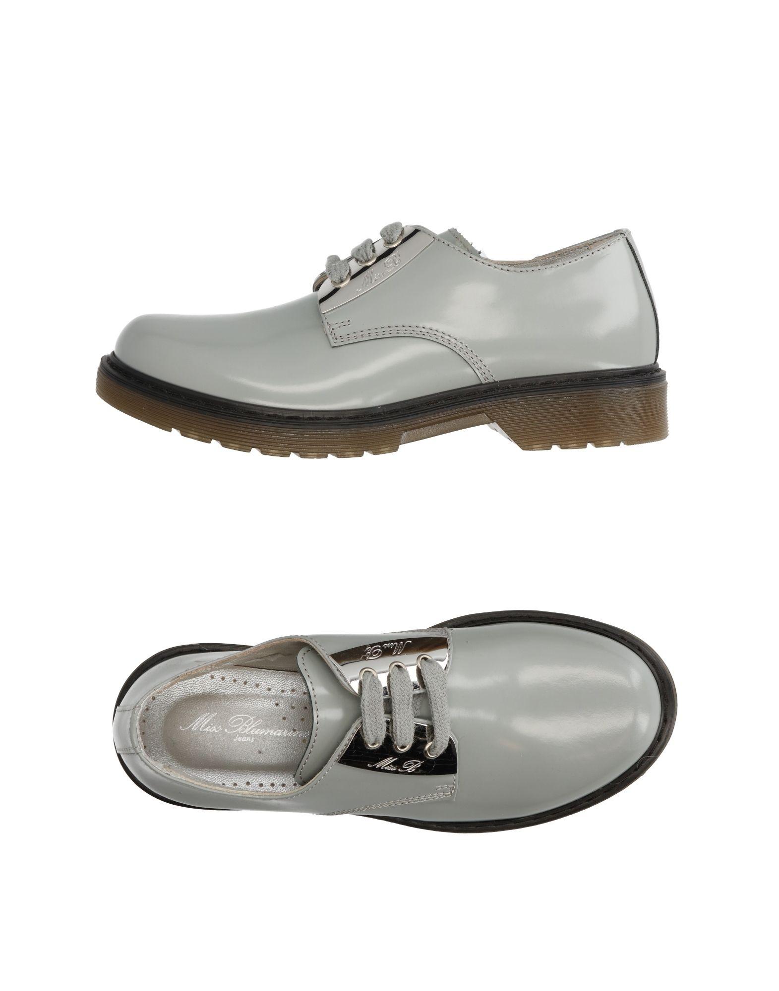 MISS BLUMARINE JEANS Обувь на шнурках