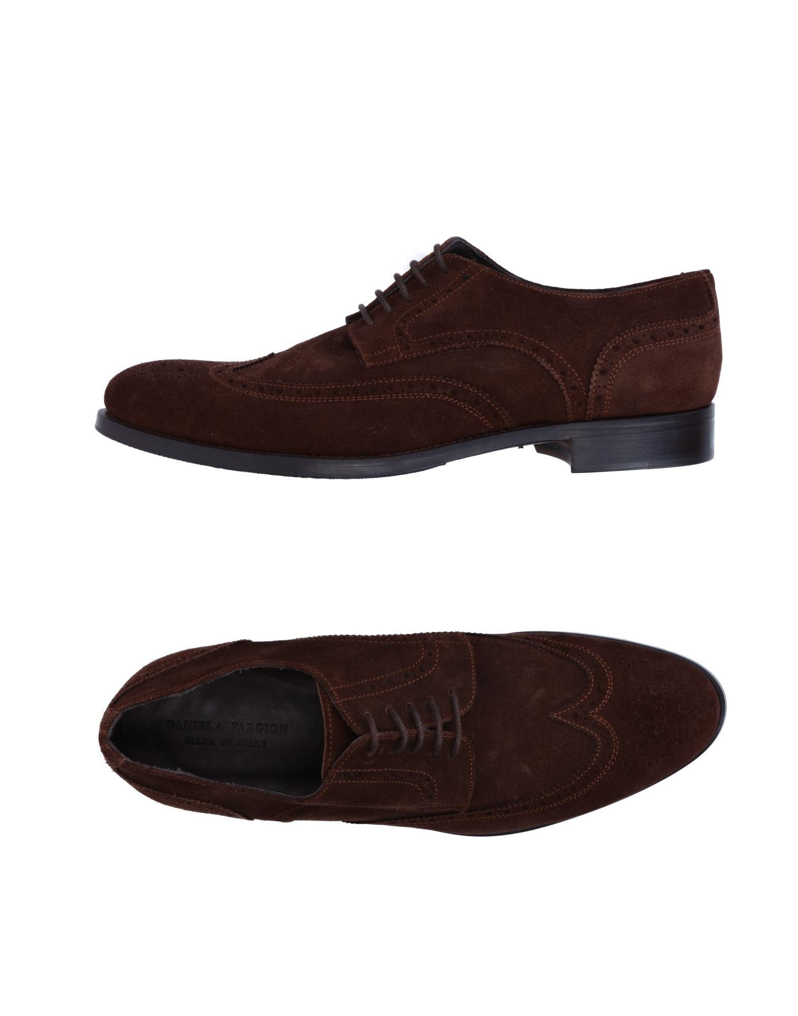 купить DANIELA FARGION Обувь на шнурках дешево