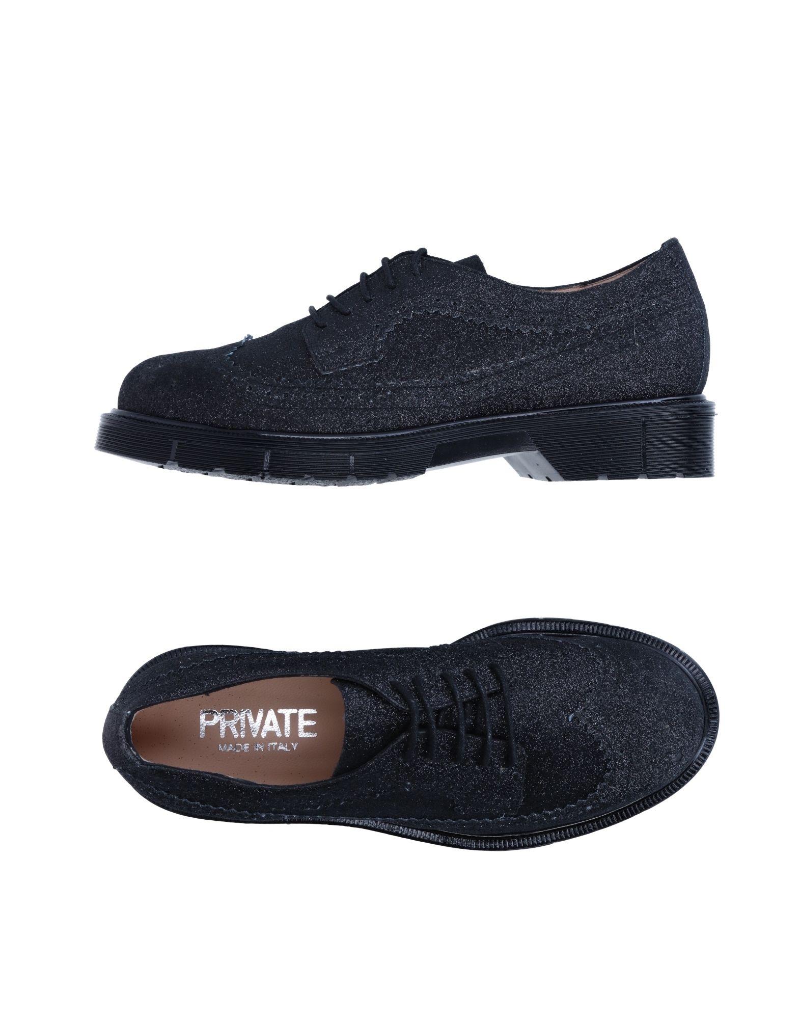 цена PRIVATE Обувь на шнурках онлайн в 2017 году