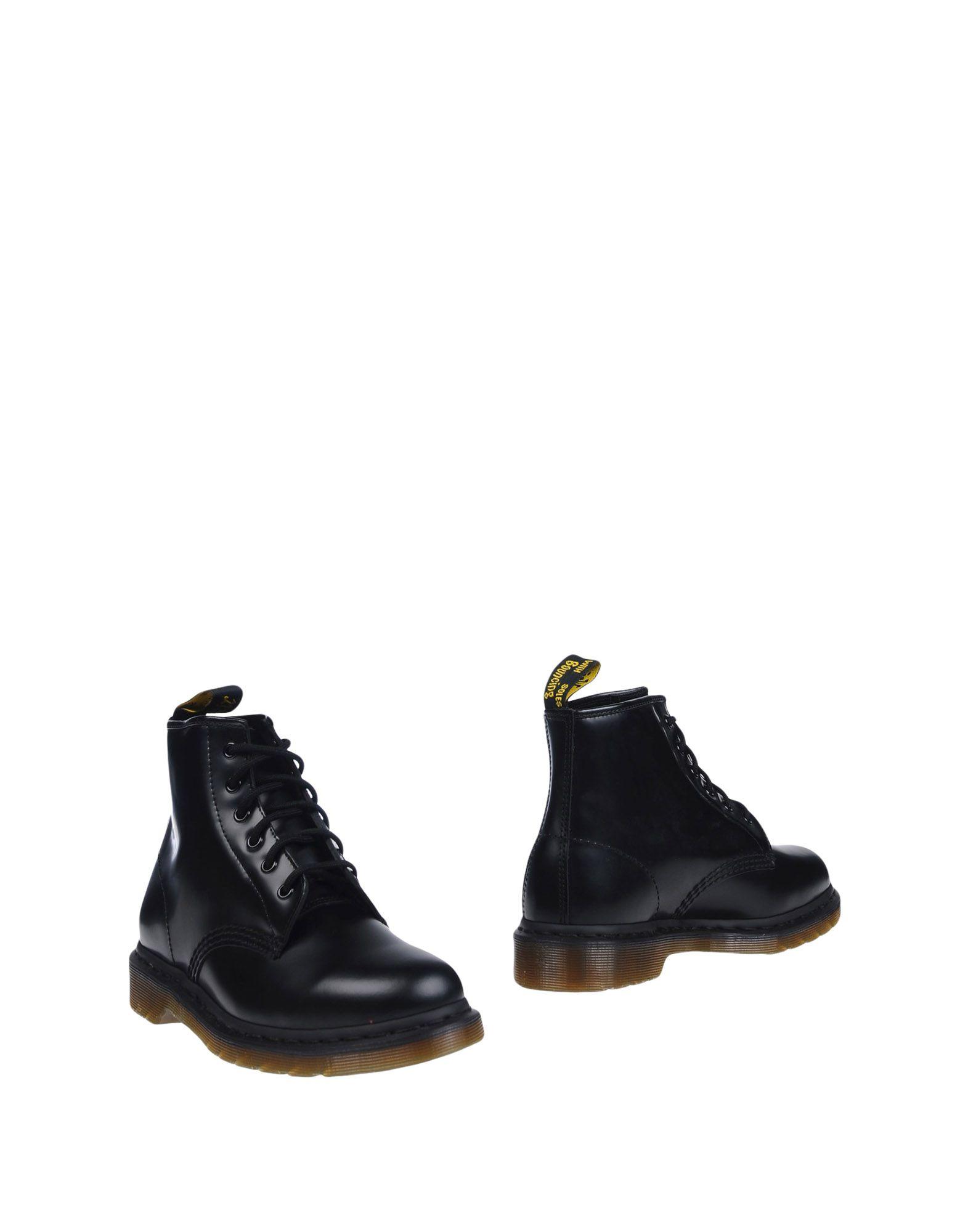 ФОТО dr. martens Полусапоги и высокие ботинки