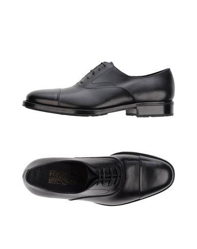 Обувь на шнурках SALVATORE FERRAGAMO 11237903XG