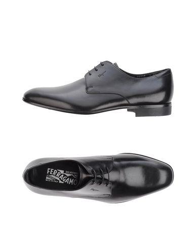 Обувь на шнурках SALVATORE FERRAGAMO 11237930KG
