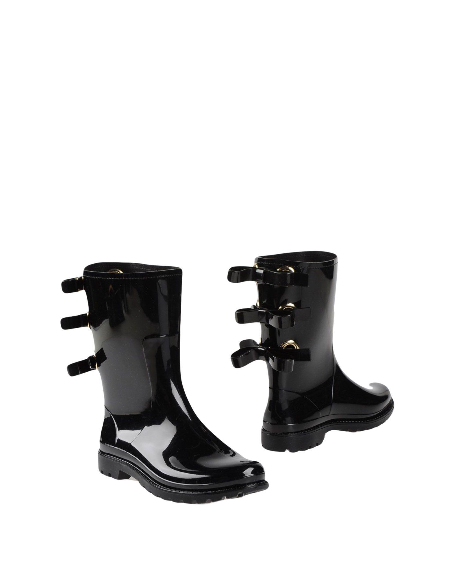 RED(V) Полусапоги и высокие ботинки ботинки swims ботинки без каблука