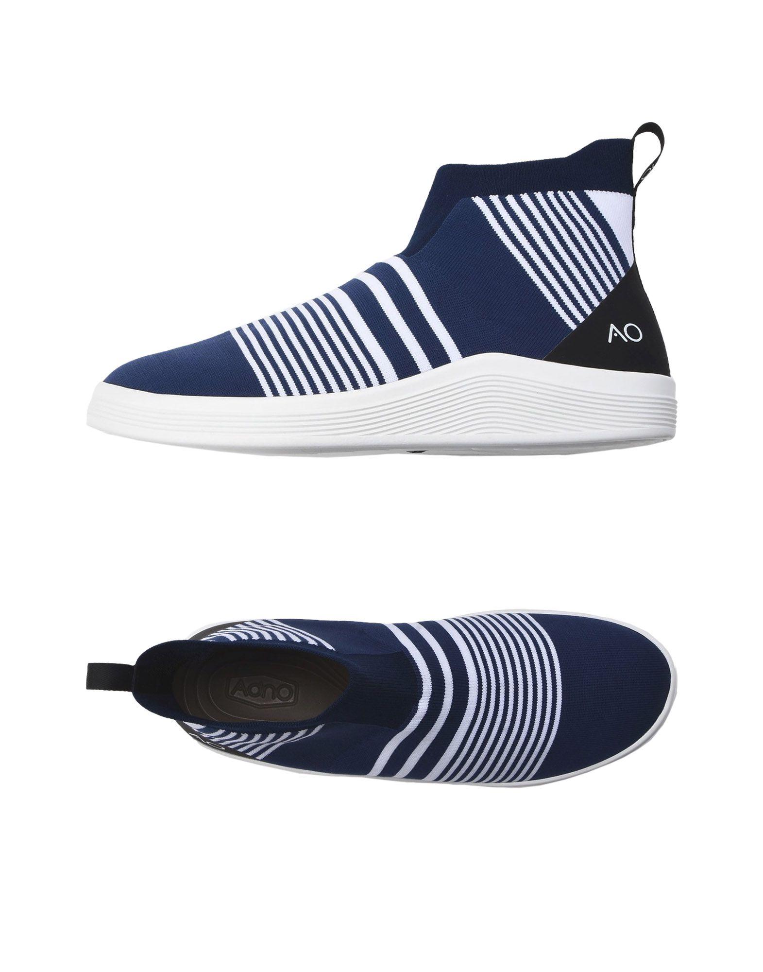ADNO &Reg; Sneakers in Blue