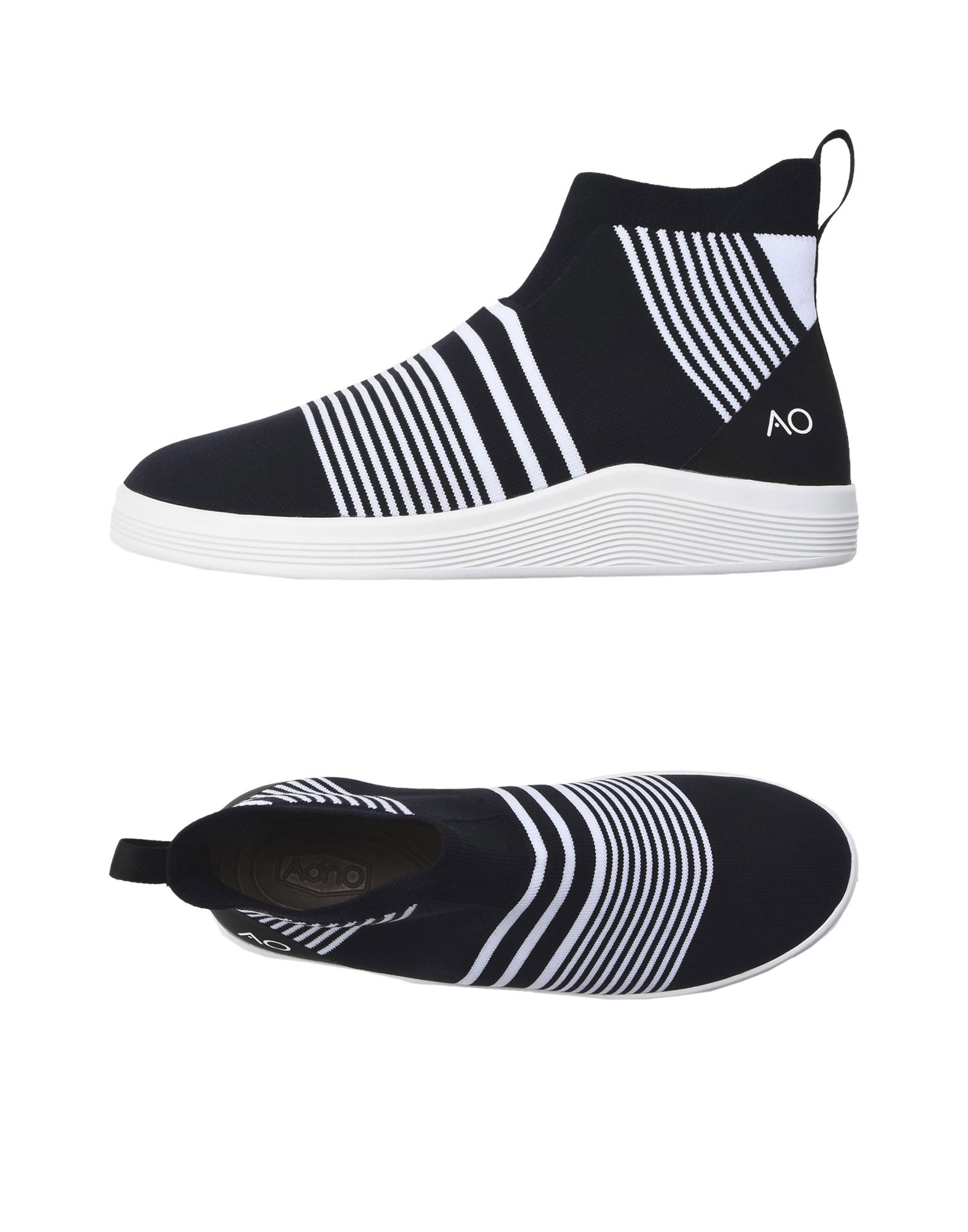 ADNO® Высокие кеды и кроссовки pierre hardy высокие кеды и кроссовки