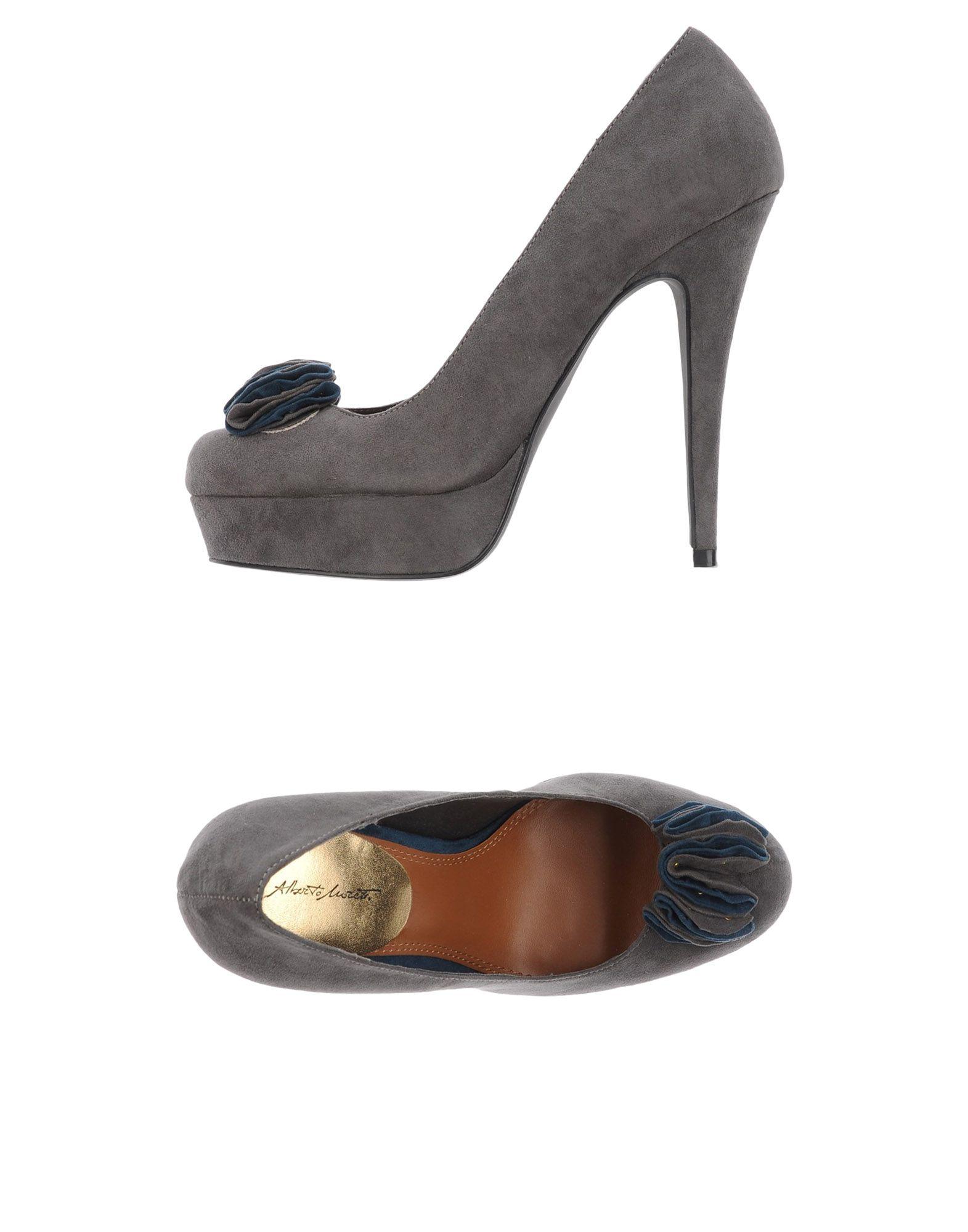 ALBERTO MORETTI Туфли цены онлайн