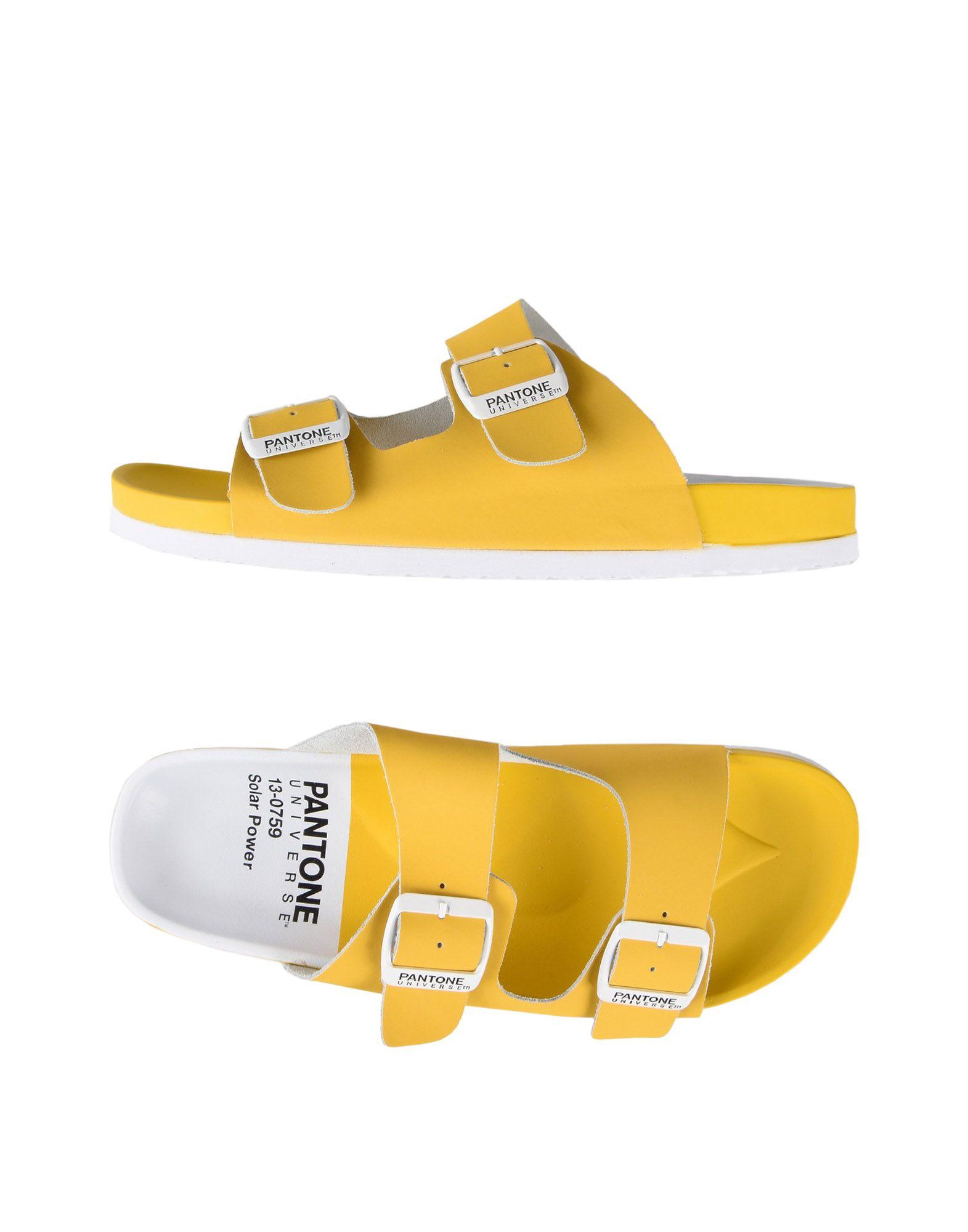 PANTONE UNIVERSE FOOTWEAR Сандалии 2017 newest pantone pastel