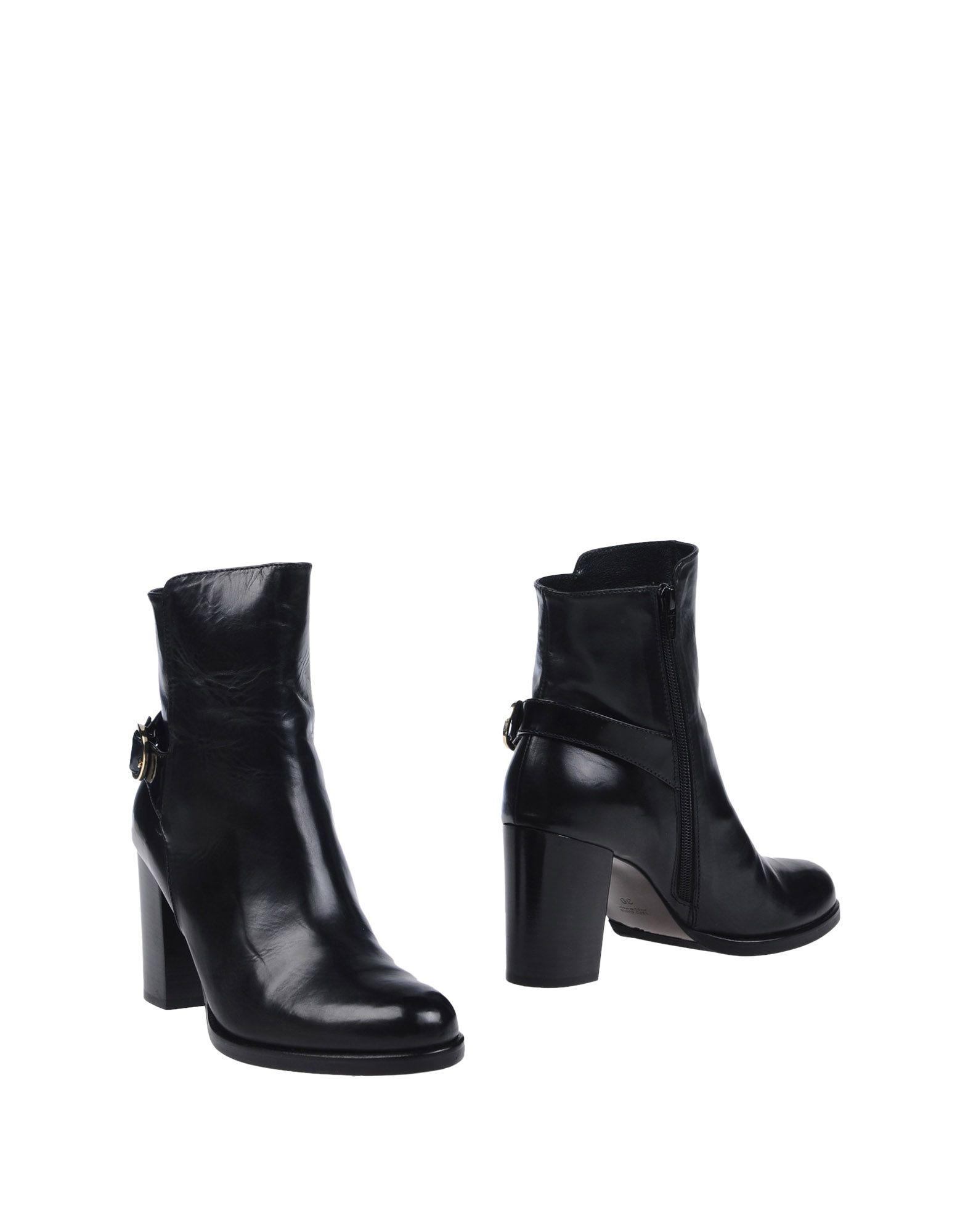 LA SELLERIE Полусапоги и высокие ботинки ботинки la grandezza la grandezza la051awuzp39