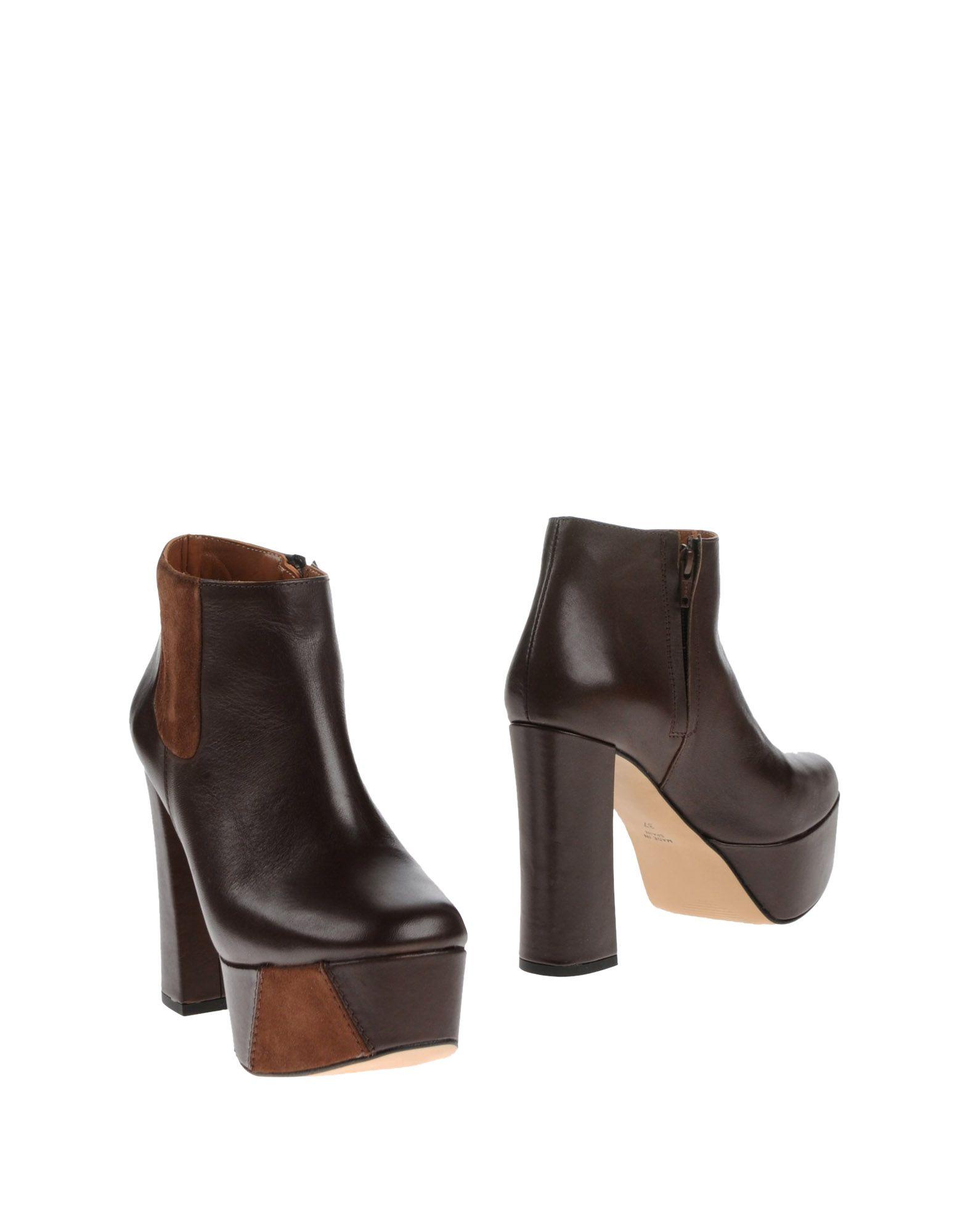 STIÙ Полусапоги и высокие ботинки цены онлайн