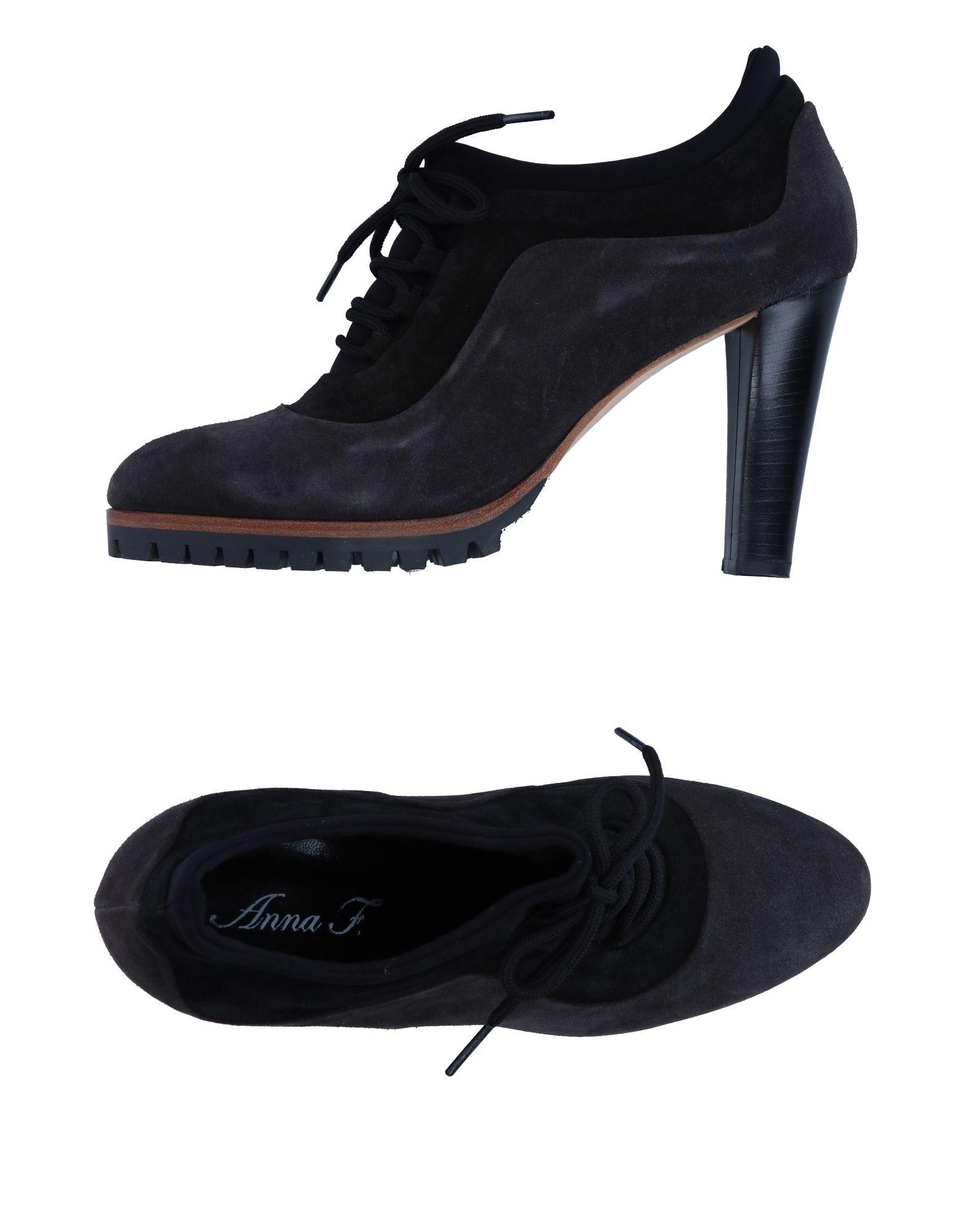 ANNA F. Обувь на шнурках f lli rosana обувь на шнурках