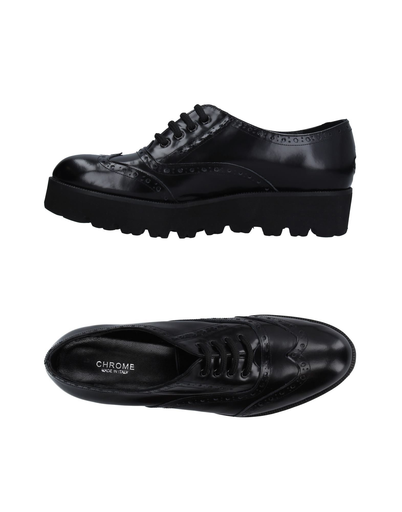 CHROME SHOES Обувь на шнурках цены онлайн