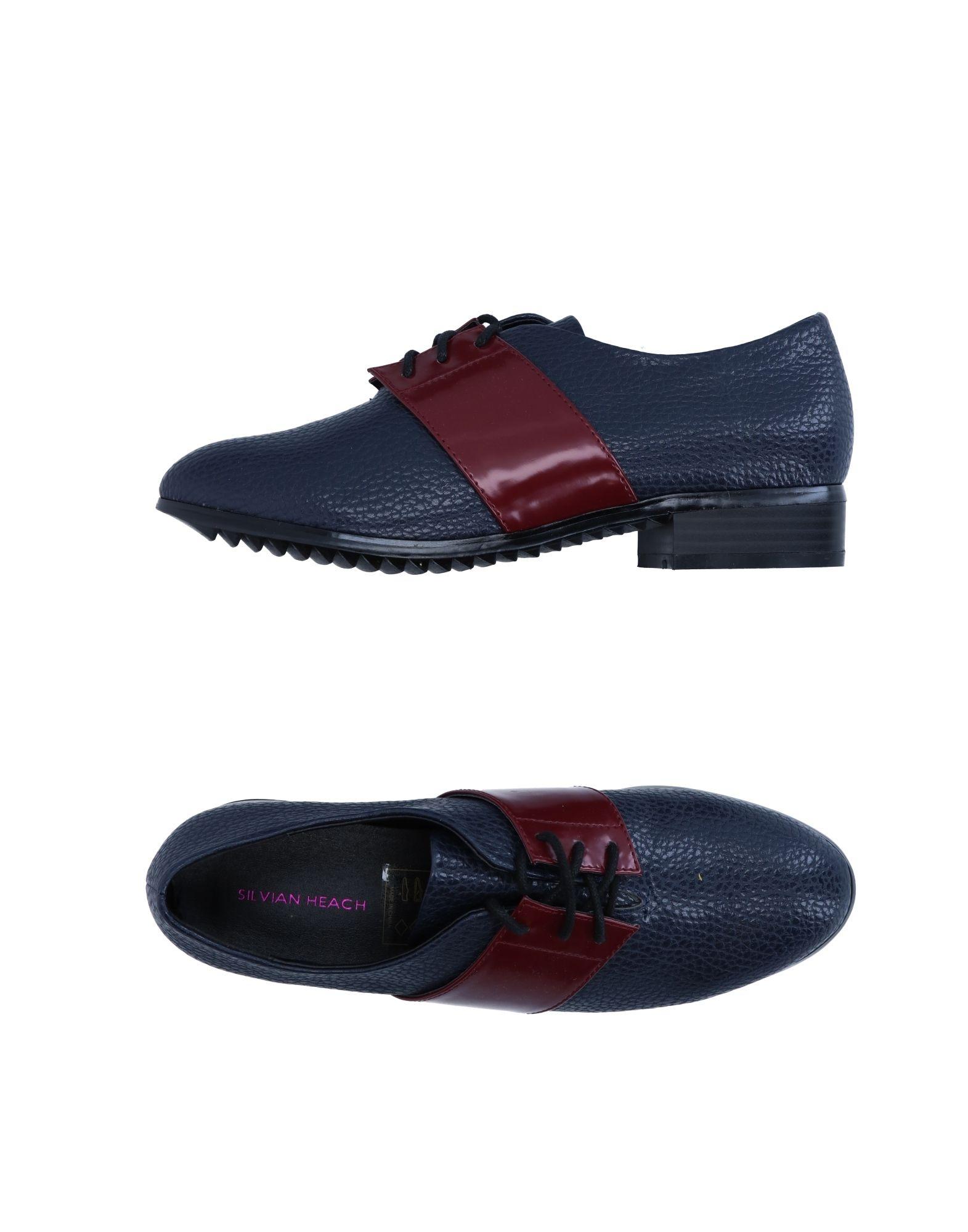 SILVIAN HEACH Обувь на шнурках цены онлайн