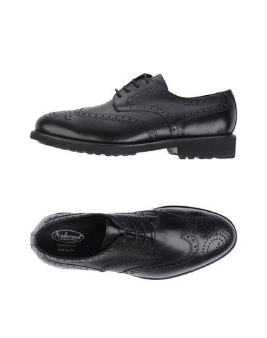 Обувь на шнурках от ANDERSON