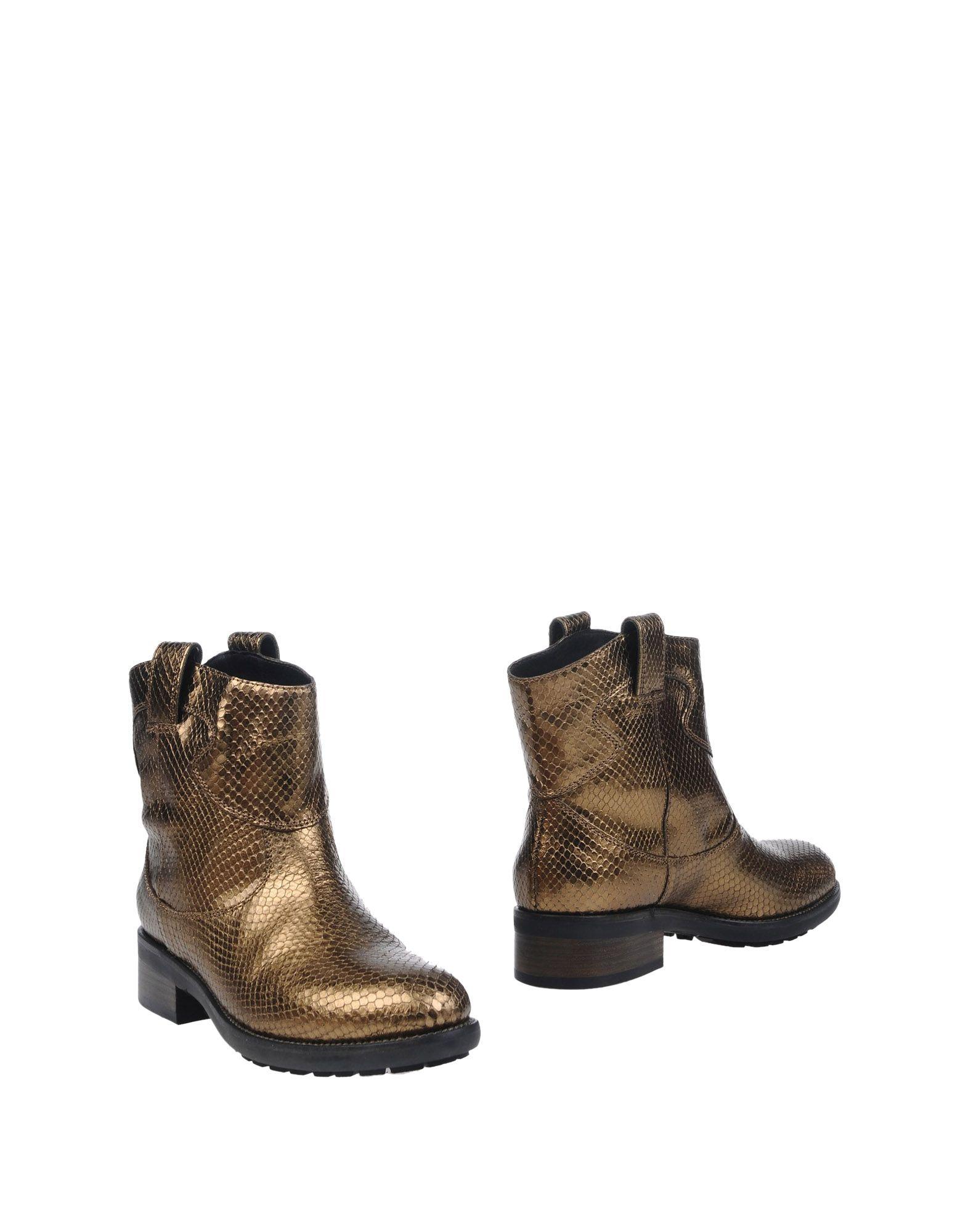 купить ALBERTO GOZZI Полусапоги и высокие ботинки дешево